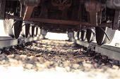Train Run Over