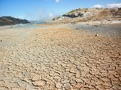 Iceland, Volcanic Landscape Namafjall