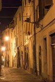 Bolsena (italy) By Night