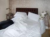 Untidy Bedroom