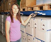 Barcode Scanner Warehouse