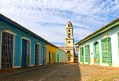 The Street Of Trinidad