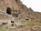 Bandalier National Monument - New Mexico, rocky mountains,
