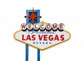 Vegas Sign Isolation