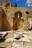 Moorish ruins, Medina Azahara.