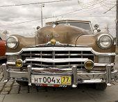 Retro Chrysler