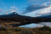 Landscapes Of Tierra Del Fuego, South Argentina