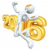 Astronaut 2016
