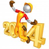 Construction Worker Success 2014