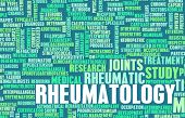 Rheumatology or Rheumatologist Medical Field Specialty As Art
