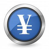 picture of yen  - yen icon 