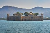 Jal Mahal In Man Sagar Lake