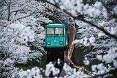Railway To Heaven, Funaoka Park, Osaka, Japan