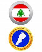 Button As A Symbol  Lebanon