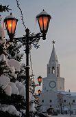 The Territory Of Kazan Kremlin