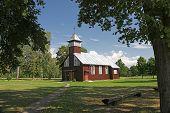 Wooden Church Cemetery