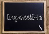 pic of impossible  - Impossible  - JPG