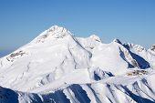 stock photo of sochi  - Mountain landscape of Krasnaya Polyana - JPG