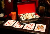 Cards And Dominoes