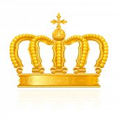 Crown, vector