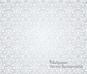 Papel de parede sem costura, de fundo Vector
