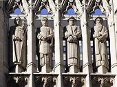 Church Statues 1