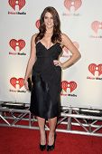 LAS VEGAS - SEPTEMBER 24 - Ashley Greene at the 2011 iHeartRadio Music Festival on September 24, 201