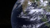 Earth Close-Up