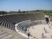 Northern Cyprus.Amphitheater.