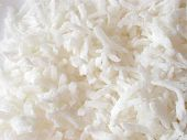 foto of naturist  - shredded coconut - JPG