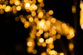 Bokeh Abstract Background. Background Image Of Abstract Shapes. Abstraction Background. Light Bokeh  poster
