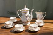 Tea Tableware