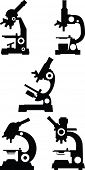 Microscope vector collection