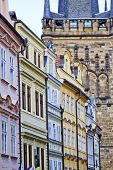 Famous buildings of Prague