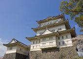 Castelo de Odawara, Japão. Sítio histórico nacional