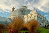 Botanical Gardens in Late Fall