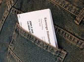 Pay In Jeans Pocket