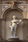 Musicians Statue Of Greek God Apollo
