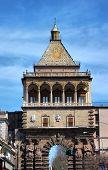 Porta Palazzo en Palermo, Italia