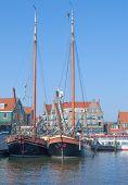 Volendam,Ijsselmeer,Netherlands