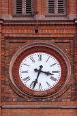 Big Church Clock