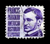 Francis Parkman, American Historian, Author Of The Oregon Trail