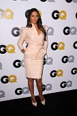 LOS ANGELES - NOV 12:  Camila Alves McConaughey at the GQ 2013