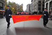 FDNY banner takes part