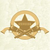 Sheriffs badge-1