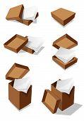 Paper Boxes.