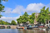Amsterdam. Keizersgracht Canal