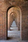 Arches Fort Jefferson