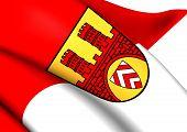 Flag Of Bielefeld