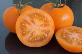 Orange Vine Tomatoes